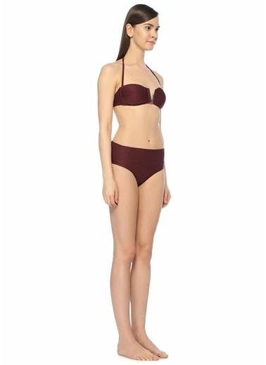 Heidi Bikini Alt Bordo